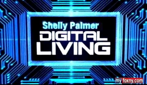 Shelly Palmer Digital Living on Fox 5