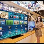 "75"" Samsung TV"