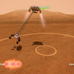 Kinect Mars Rover