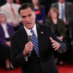 Debating Mitt Romney