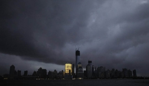 Goldman Sachs During Sandy