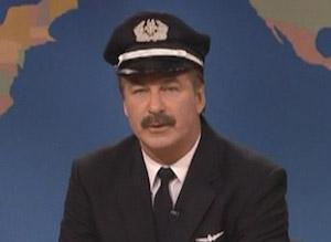Alec Baldwin as Capt. Steve Rogers