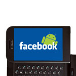 Facebook on a Smartphone