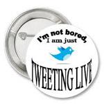 Live Tweeting