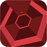 Super Hexagon (iOS)