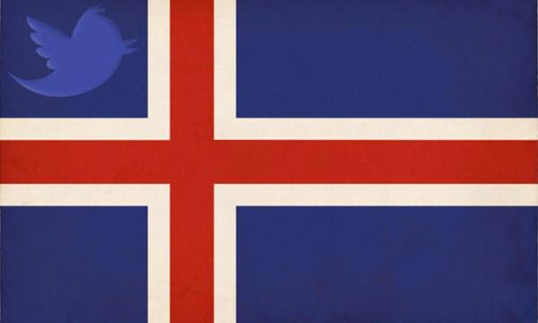 Iceland's Social Media