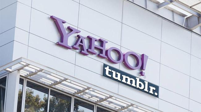 Yahoo and Tumblr