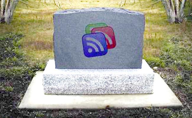 Rest in Peace, Google Reader