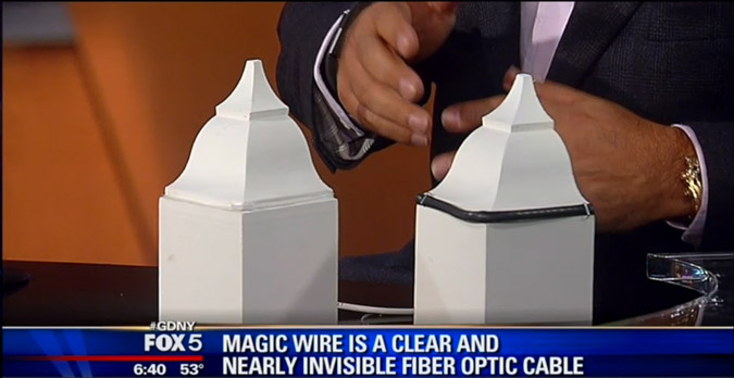Magic Wire for Verizon FiOS