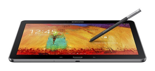 New Galaxy Note 10.1