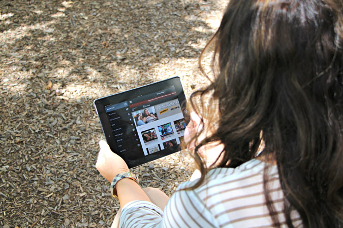 Watch FiOS From Anywhere