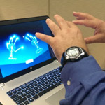 HP ENVY 17 With Leap Motion Technology