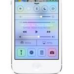 iOS 7 Control Center