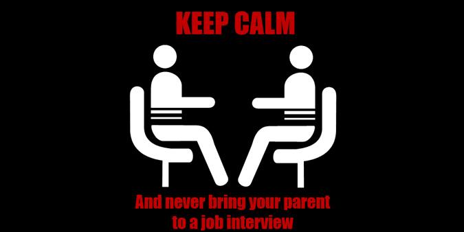 Job Interview Parents
