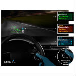 Garmin Windshield HUD Concept