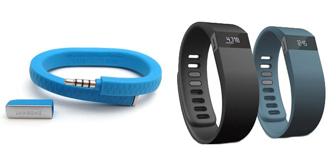 Jawbone vs. Fitbit
