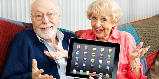 Technology and the Elderly
