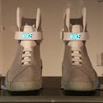 Mary McFly's 'Power Laces'
