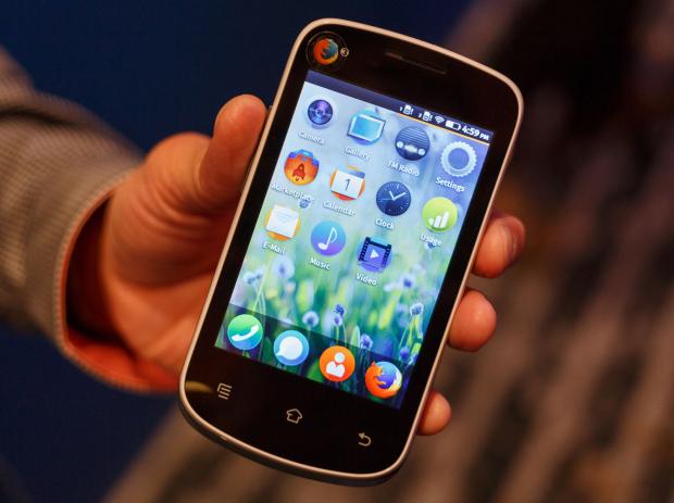 Mozilla's $25 Firefox Phone