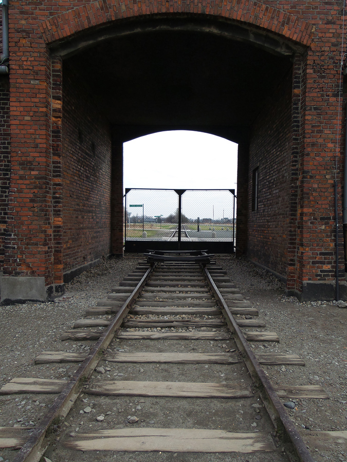 Birkenau Main Gate