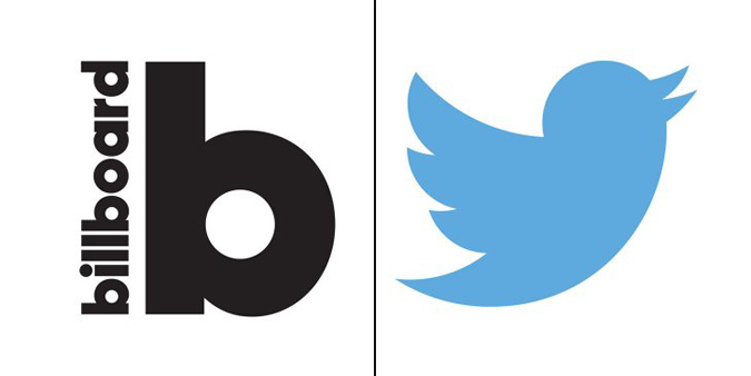 Billboard and Twitter