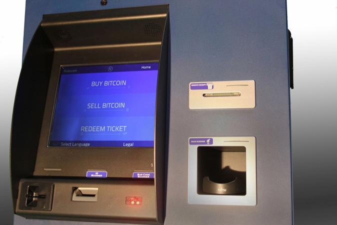 Robocoin's Bitcoin ATM