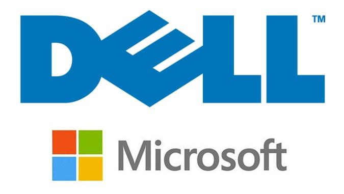 Dell and Microsoft