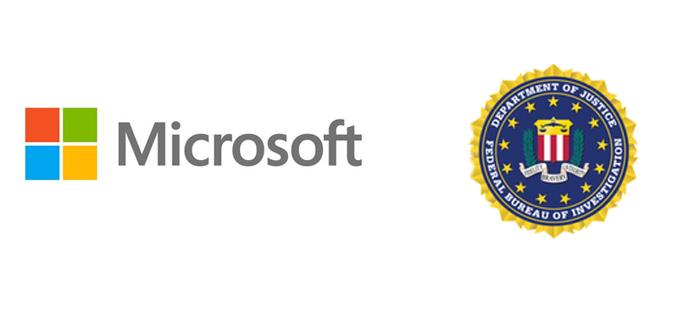 Microsoft and the FBI