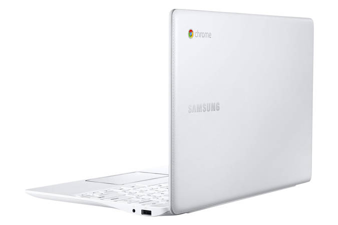 Samsung's Faux Leather Chromebook