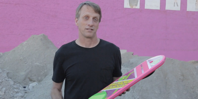 Tony Hawk for HUVr