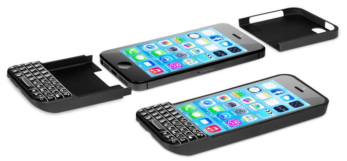 BlackBerry Typo Case