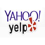 Yahoo and Yelp