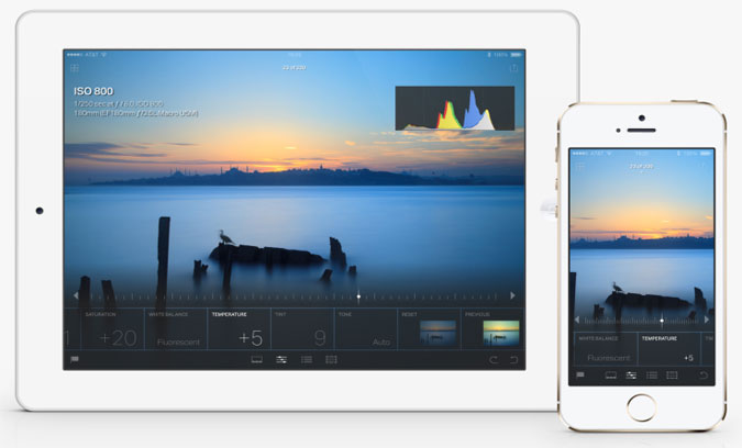 Adobe Lightroom for iOS