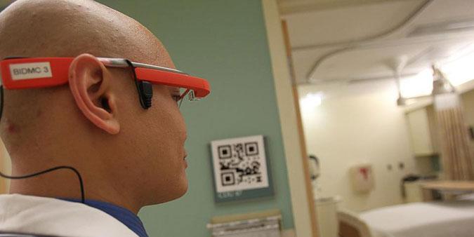 Doctor in Google Glass