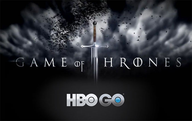 Game of Thrones on HBO Go