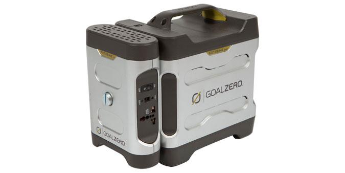 Goal Zero Extreme 350i Power Kit