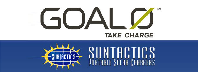 Goal Zero and Suntactics