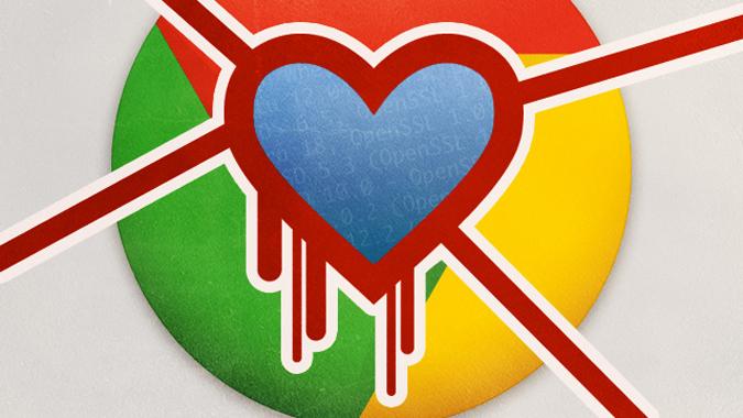 Google Chrome and Heartbleed