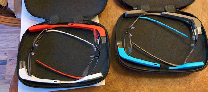 Google Glass Try On