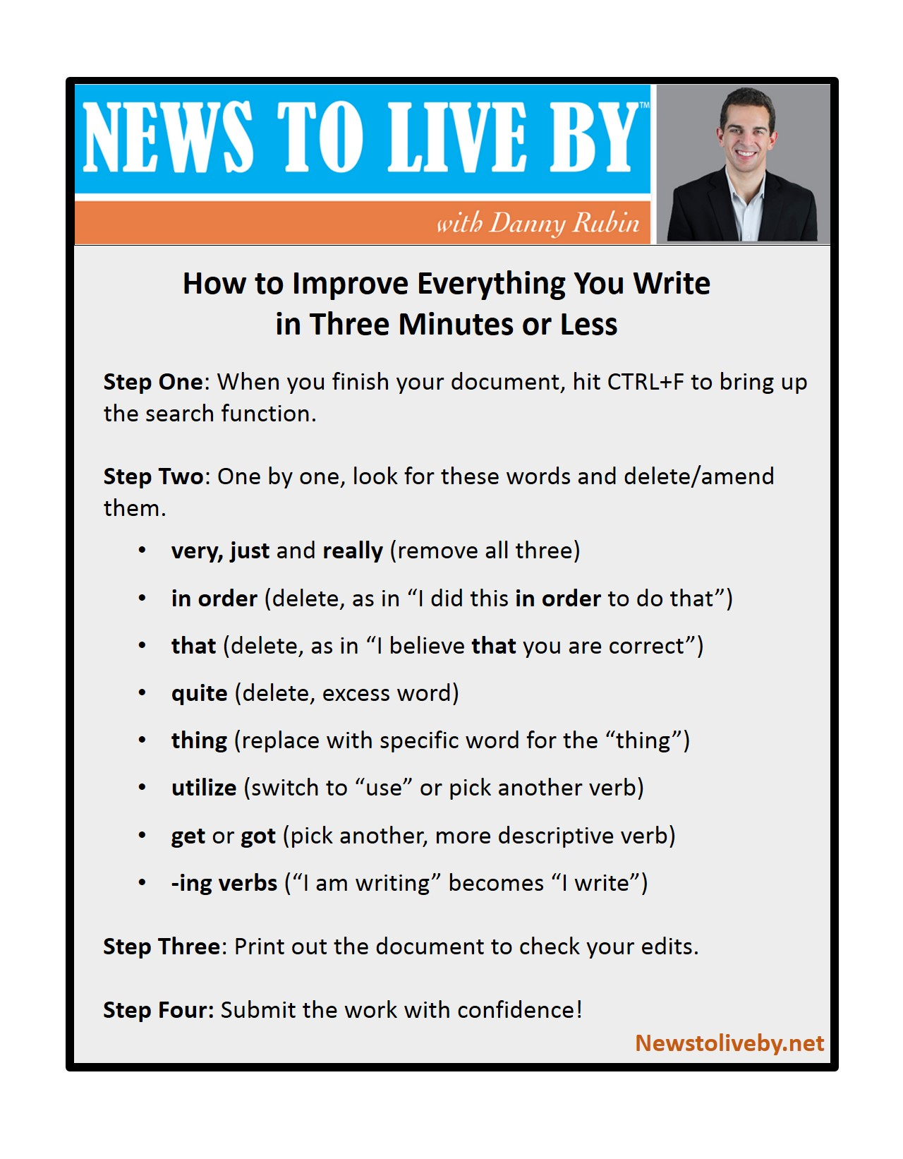How to improve essay writing