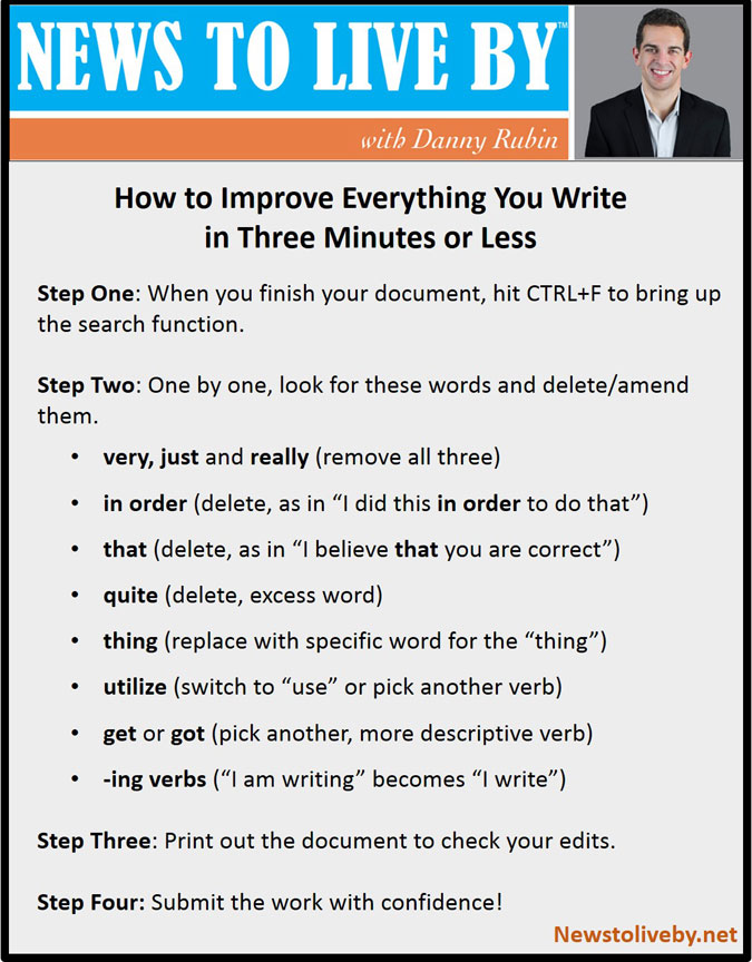 how to improve your essay