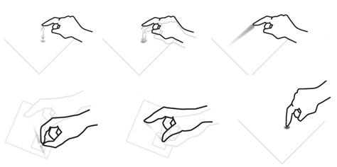 Phone Gestures