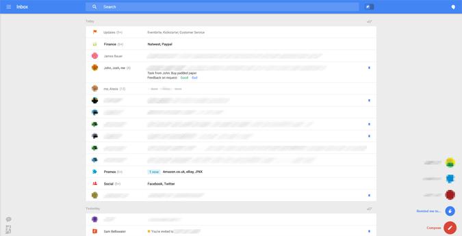 Gmail Overhaul
