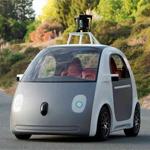 Google X Self-Driving Car