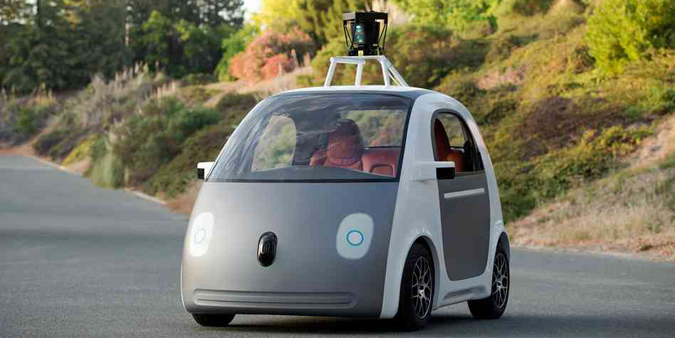 Google X Self-Driving Car