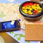 Smartphone Business Travel
