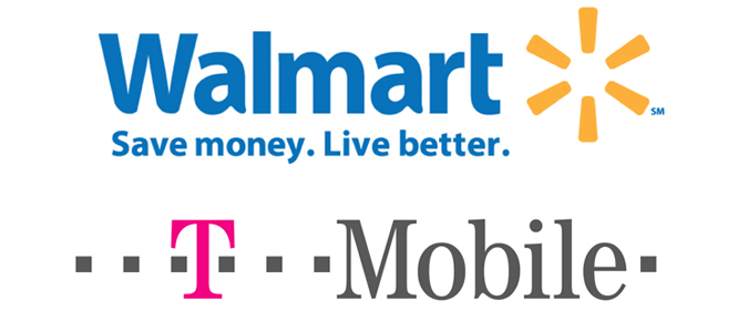 Walmart and T-Mobile