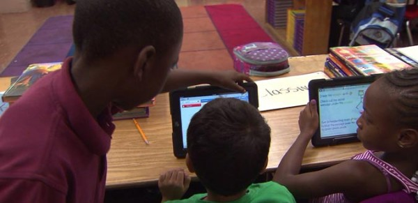 the lausd and its idealistic ipad What's behind the ipad hack at los angeles high schools in the los angeles unified school district fork in the road in its massive ipad rollout and was.
