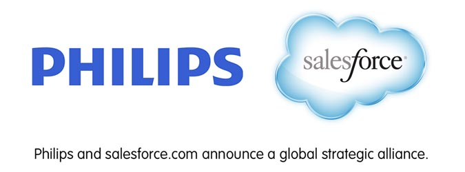 Philips and Salesforce
