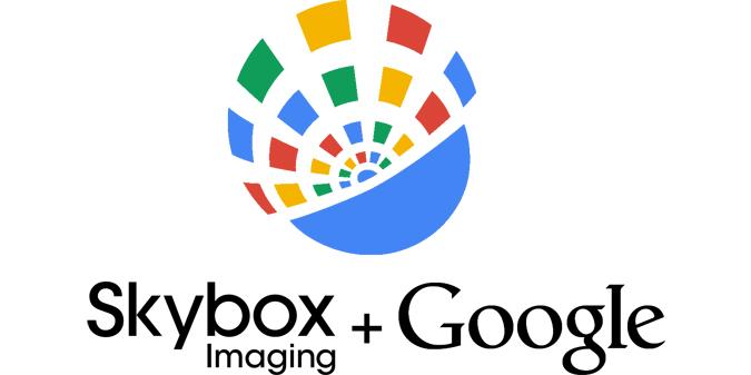 Skybox and Google